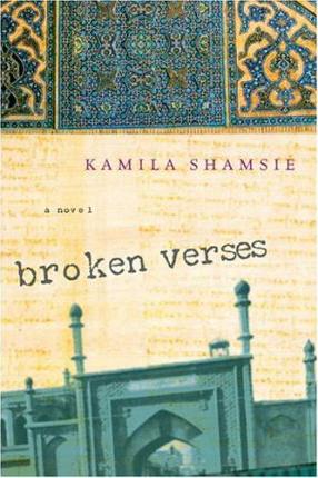 16) Broken Verses: a Novel